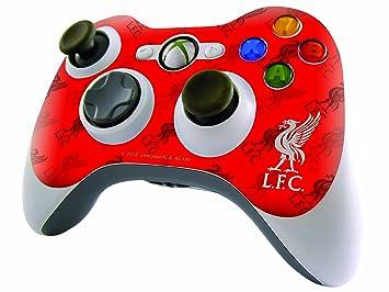 Versatile Distribution Liverpool FC - Skin para mando de Xbox 360