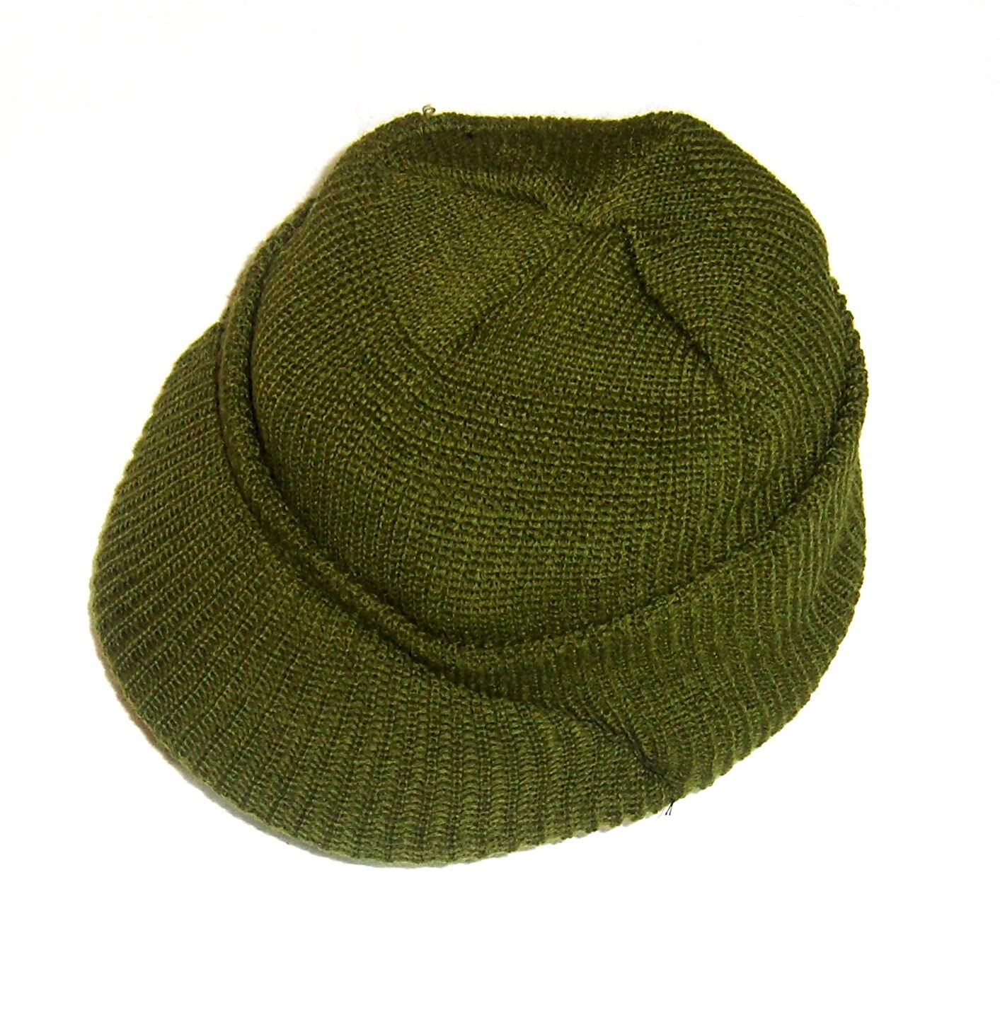 Amazon.com  US Army Wool Military Jeep Cap Hat  Skull Caps  Clothing 1424424f9a