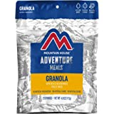Mountain House Granola with Milk & Blueberries | Freeze Dried Backpacking & Camping Food