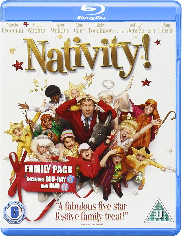 Nativity! Combi Pack [Blu-ray + DVD ] [Reino Unido] [Blu-ray]: Amazon.es: Electrónica