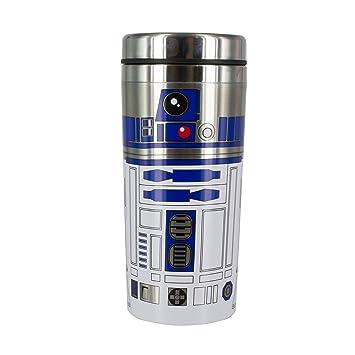 Star Wars: Die letzten Jedi D2 Reise Becher, mehrfarbig: Amazon.de ...
