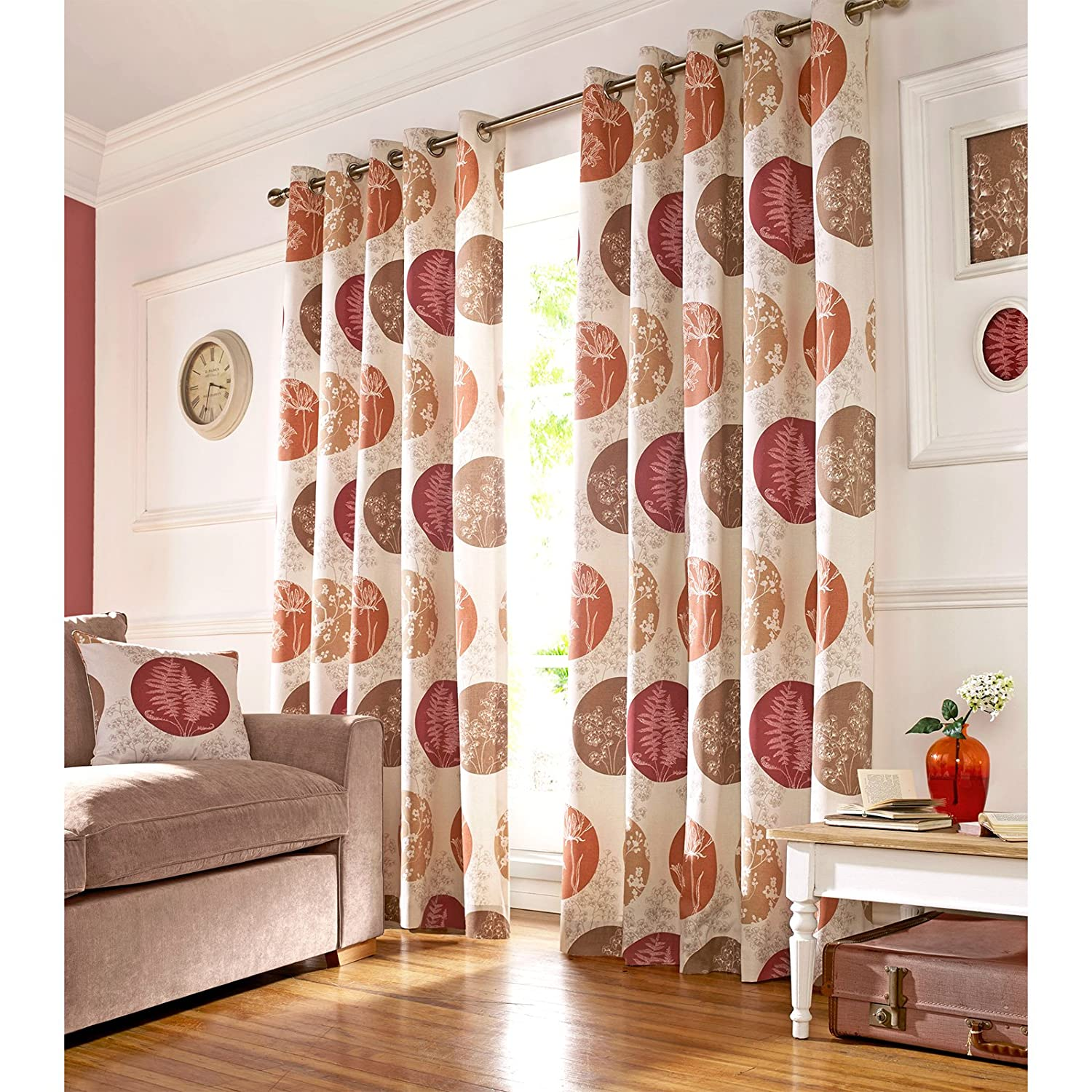 polka bathroom patterned of dot image decorate for curtains to ideas red