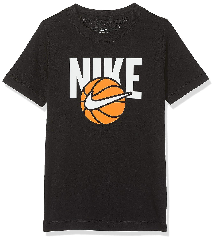 Nike B NSW Basketball Camiseta, Niños, Blanco, S: Amazon.es: Ropa ...