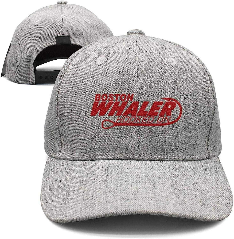 kseerbaball Fashion Cap Adjustable Boston-Whaler-Logo-White Classic Baseball Hats