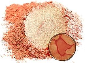 "Eye Candy Mica Powder Pigment ""Watermelon"" (50g) Multipurpose DIY Arts and Crafts Additive | Natural Bath Bombs, Resin, Paint, Epoxy, Soap, Nail Polish, Lip Balm (Watermelon, 50G)"