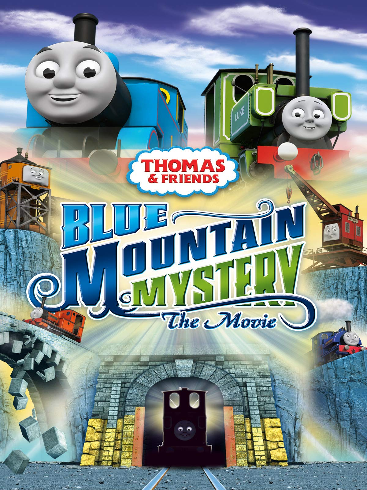 Thomas & Friends: Blue Mountain Mystery (UK)
