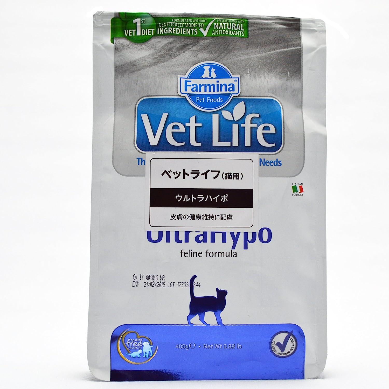 FARMINA - Vet Life Feline ultrahypo 400 gr. - 2253: Amazon.es: Productos para mascotas