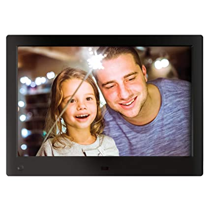 Nix Advance Digital Photo Frame 10 Inch X10h Electronic Photo Frame