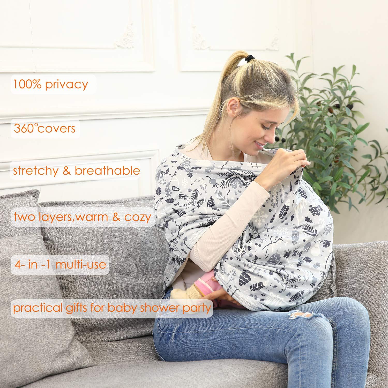 Amazon.com: Funda para asiento de coche de bebé de ...
