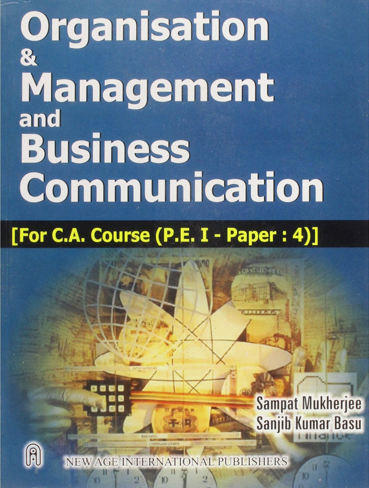 Organisation and Management and Business Communication PDF