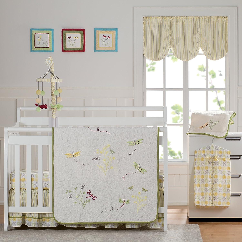 New Country Home 4687A Zen Garden Crib 10 piece set