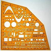 Rumold 2915électrique Angle Dessiner et Mesurer Anchorage/Transparent