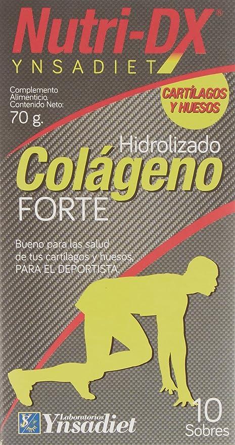 Nutri-Dx Colágeno Forte Hidralizado - 10 Sobres