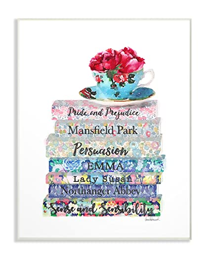 Stupell Home D/écor You Are My Cup of Tea Wall Plaque Art Proudly Made in USA 10 x 0.5 x 15