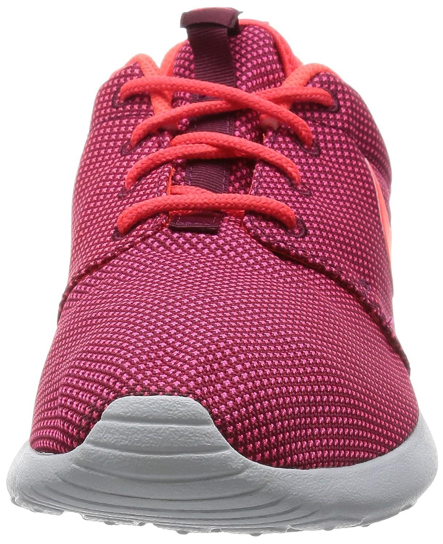 NIKE Women's Roshe One Running Shoe B00VF2PYLM 6M|Dp Garnet/Bright Crimson/Pr Pltnm