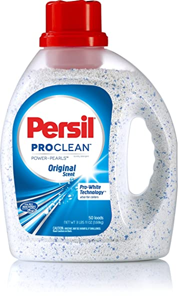 Amazon persil proclean power pearls powder laundry detergent persil proclean power pearls powder laundry detergent original scent 59 ounces 50 solutioingenieria Images