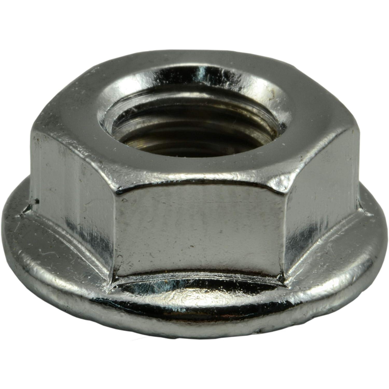 Hard-to-Find Fastener 014973500191 500191 Flange-Nuts 6 Piece