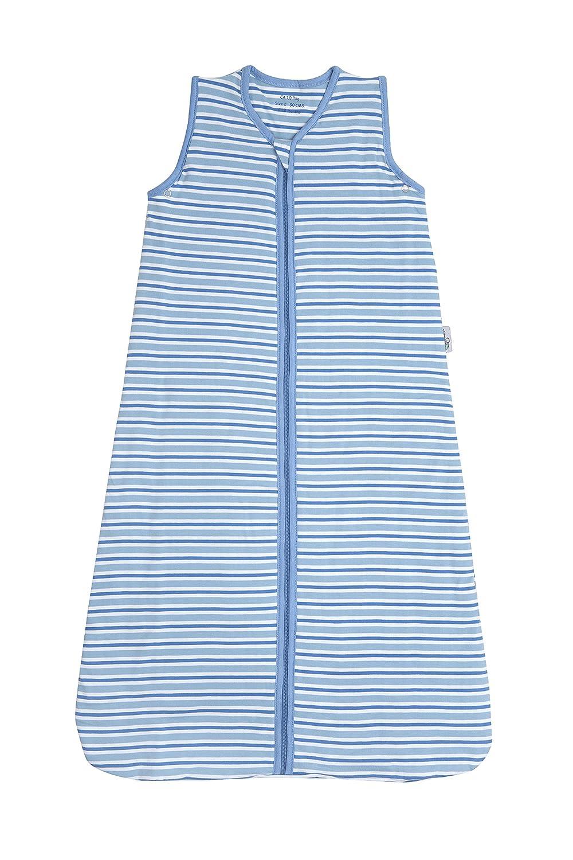 slumbersac Saco de dormir infantil 2.5tog–Rayas azules de 3–6años/130cm