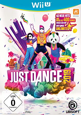 Just Dance 2019 - [Nintendo Wii U] [Importación alemana]: Amazon ...