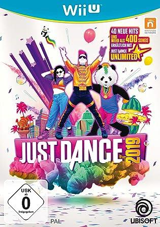 Just Dance 2019 Nintendo Wii U Amazonde Games