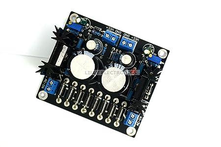 Sliding LT1083 adjustable power supply board HIFI linear power dual