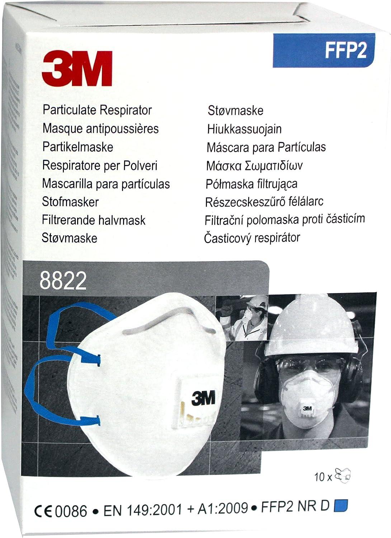 3m maske 8822