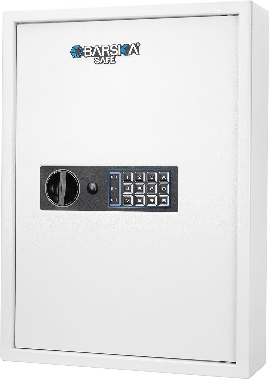 BARSKA Digital Keypad Key Cabinet Safe