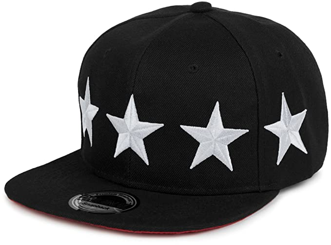styleBREAKER Gorra Snapback «Stars» en diseño de Dos Tonos, Gorra ...