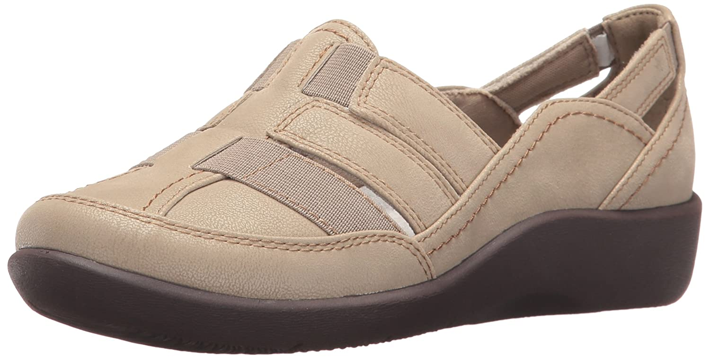 Sand Clarks Women's Sillian Stork Loafers
