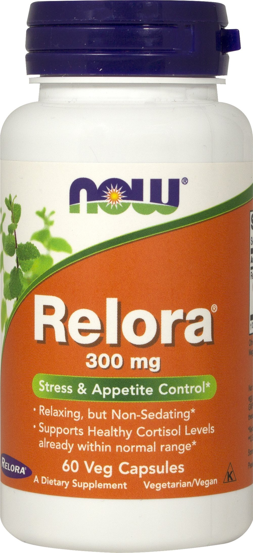 NOW Foods Relora-60 Capsules by NOW Foods