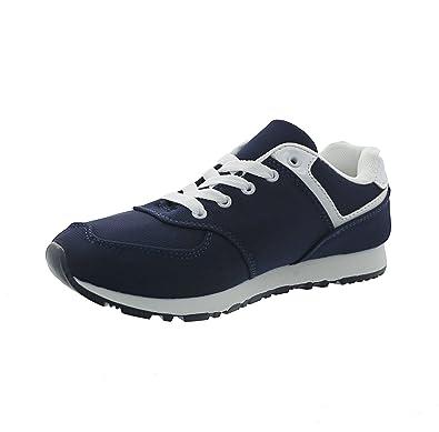 Jumex - Zapatillas de Material Sintético para hombre, color Azul, talla 45 UE