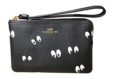 shoes for cheap buying now good Disney X Coach Corner Zip Wristlet with Snow White and the ...