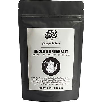 reliable Ghograjan Tea Estate English Breakfast