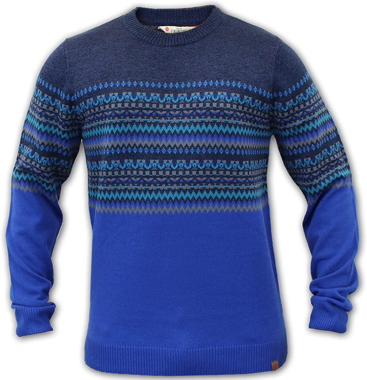 Tokyo Laundry Mens Knitted Jumper Top