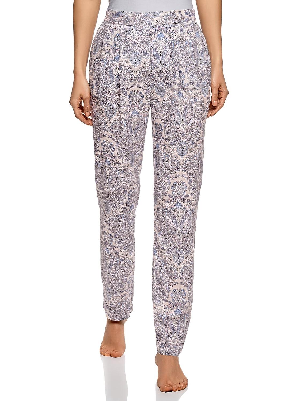 oodji Collection Damen Pyjama-Hose RIFICZECH s.r.o. 59807029