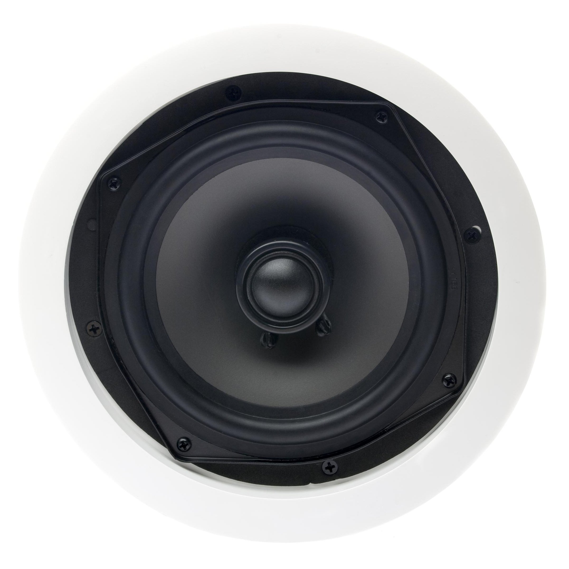 MartinLogan ML-60 Round In-Ceiling speaker, pair (Paintable White)