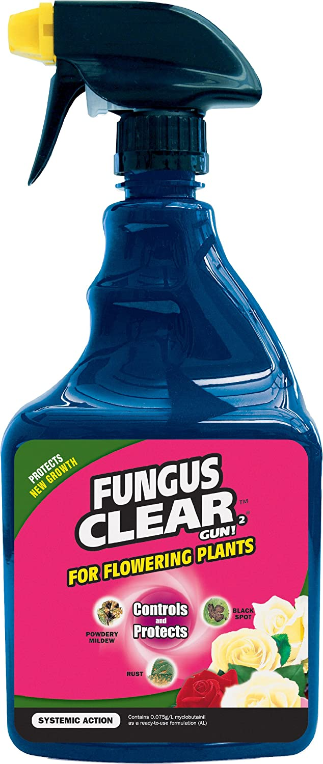 Fungus Clear 2 Gun! 750 ml Ready to Use Systemic Fungicide: Amazon ...