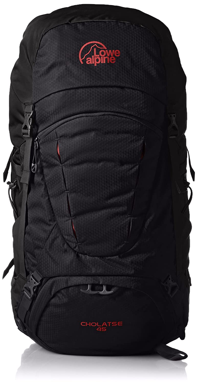 Lowe Alpine CHOLATSE 45 Backpack (Black) FMP-62-BL