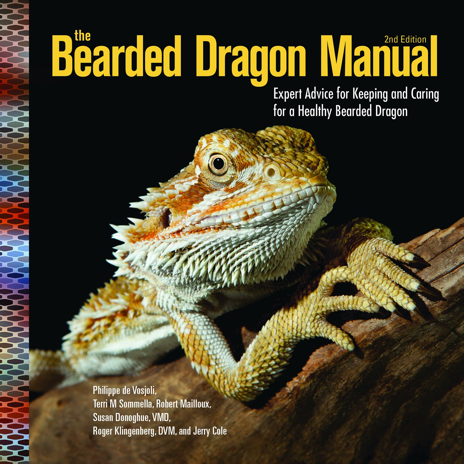 The Bearded Dragon Manual: Expert Advice for Keeping and Caring For a Healthy Bearded Dragon