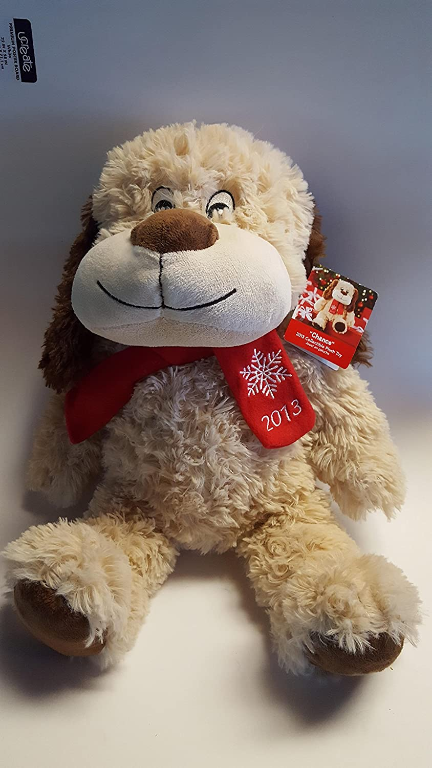 Chance 2013 Collectible Plush Toy