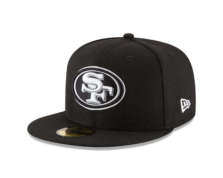 New Era 59Fifty フィッテッドキャップ メンズ NFL  6.875 ブラック   B01JU6FPZO