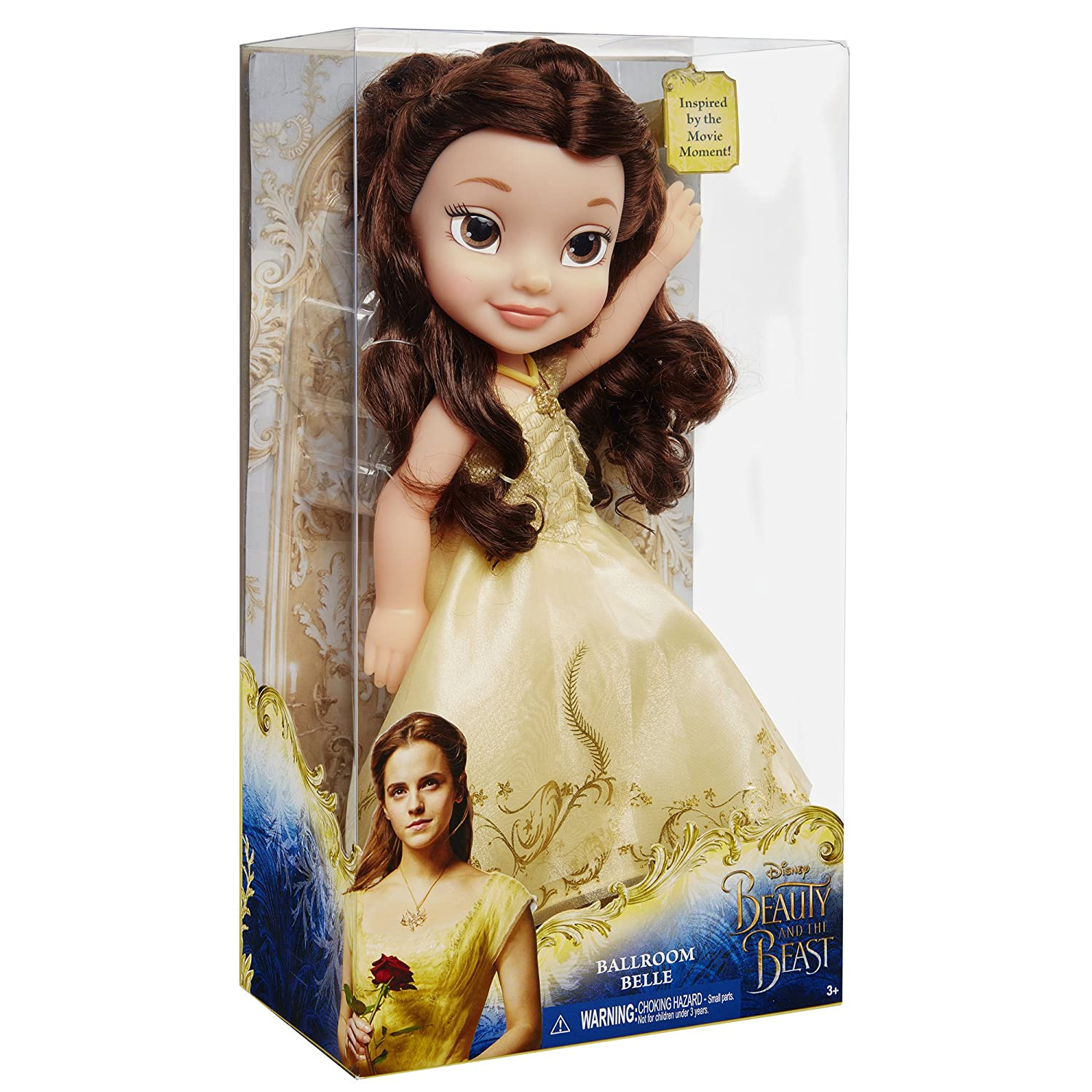 Beauty And The Beast Ballroom Belle Doll Amazoncouk Toys Games