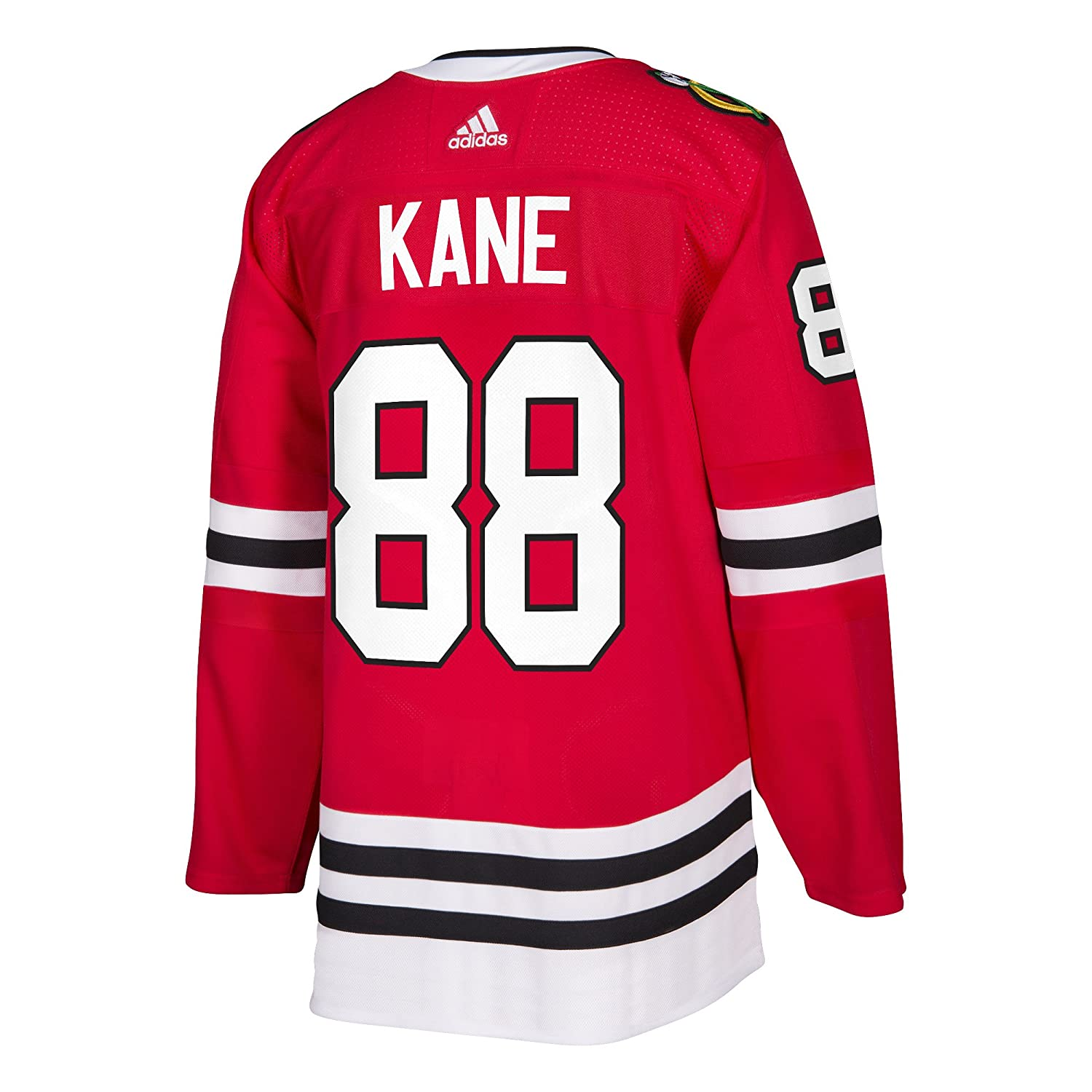 huge discount 49b5e b5138 adidas Patrick Kane Chicago Blackhawks Authentic Home NHL Hockey Jersey