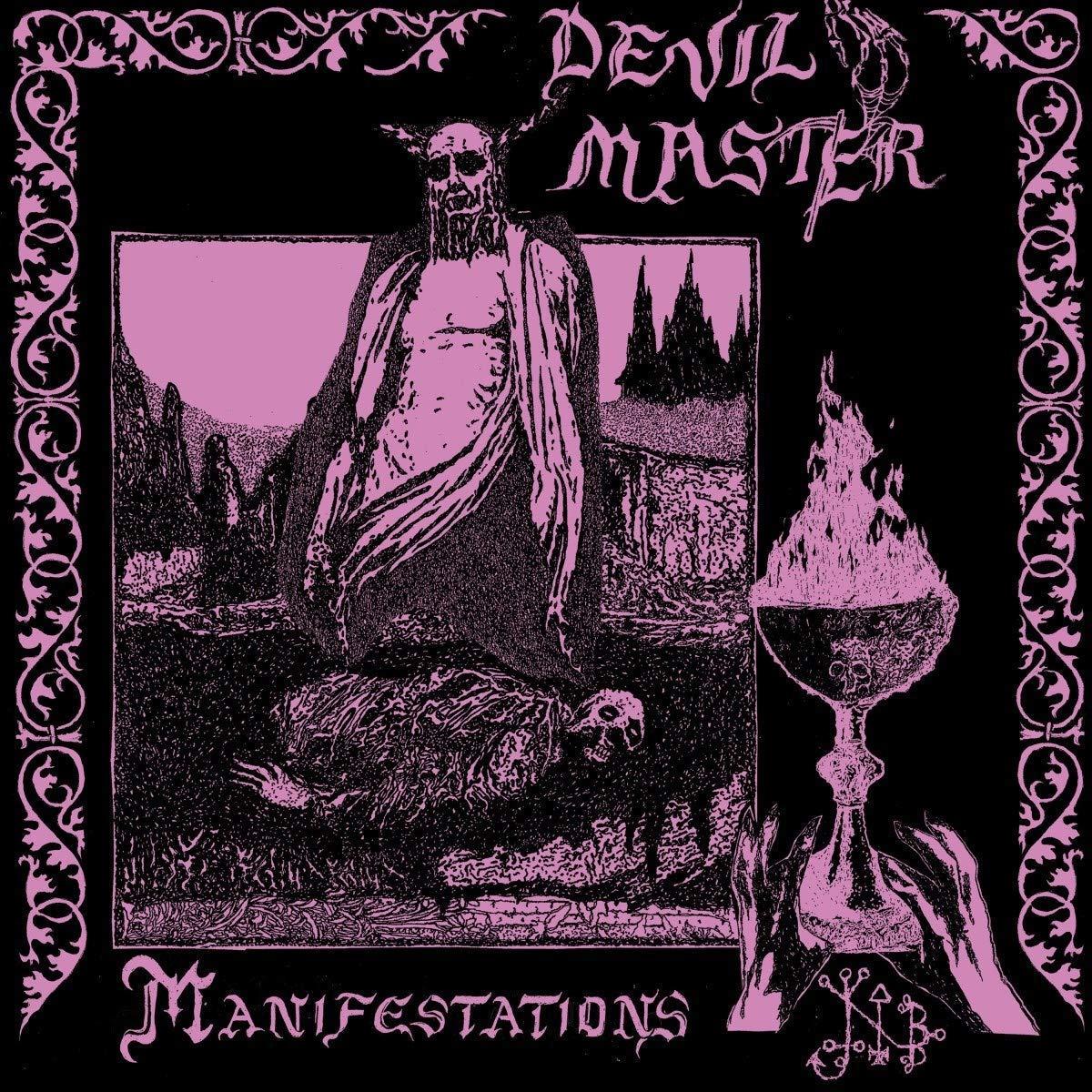 Vinilo : Devil Master - Manifestations (LP Vinyl)