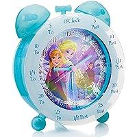 Disney Frozen Reloj de Mesa para enseñar a