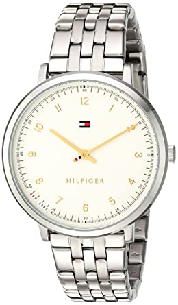 a4b0c2aa Image Unavailable. Image not available for. Color: Tommy Hilfiger Women's ' SPORT' Quartz Stainless Steel Casual Watch ...