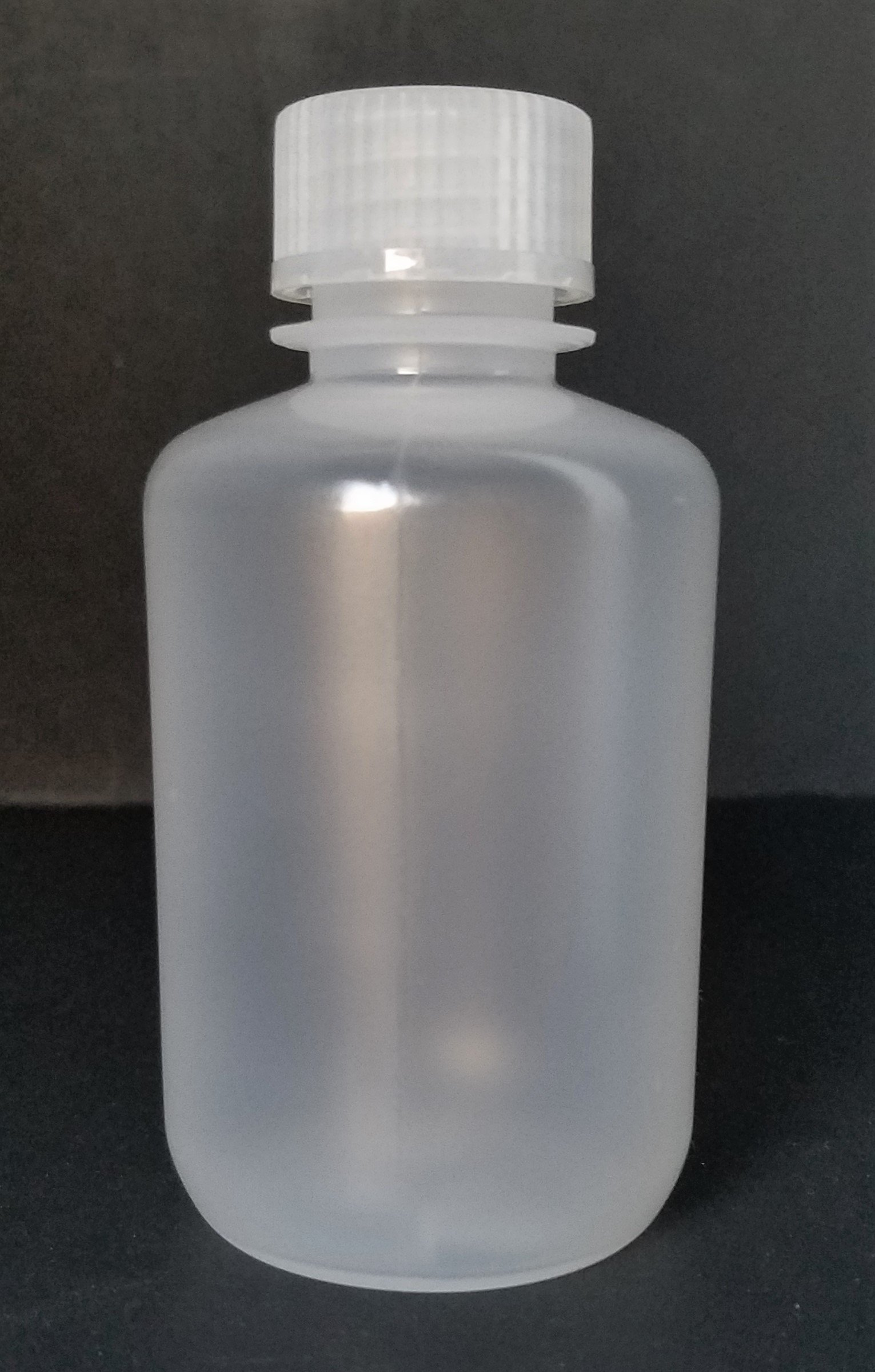 SPL 125 ml Narrow-Mouth Bottles, durable bottles for storing and handling liquid/solid , Polypropylene/Plastic (Pack x 12)