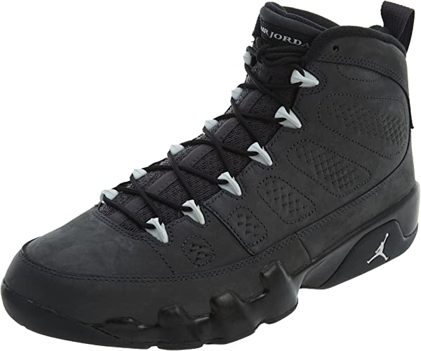 aleatorio importante luego  Nike - Air Jordan IX Retro - 302370013 - Color: Negro - Size: 13.0:  Amazon.com.mx: Ropa, Zapatos y Accesorios