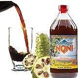 TAHITI TRADER Original High Potency Noni 32oz (1 Pack) - Pure Noni Juice - Juice Noni - Noni Tahiti Juice - Noni Fruit…