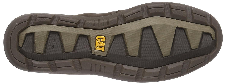 Caterpillar Transcend (Mens Herren Desert Boots Braun (Mens Transcend Chocolate) 4a1083